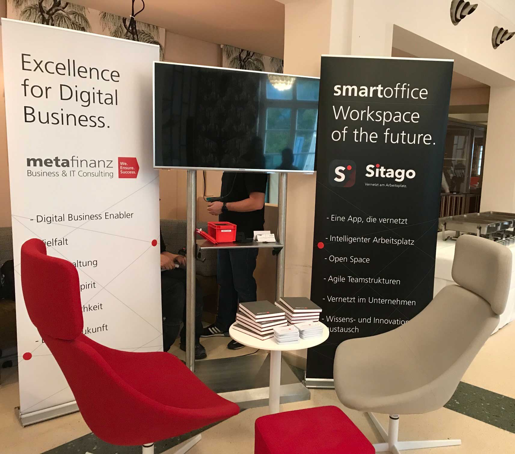 Digicon 2017 Stand