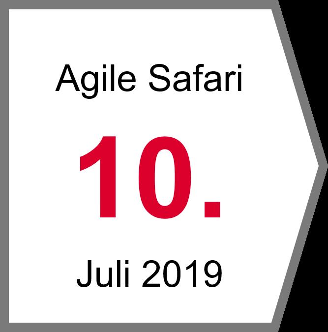 Agile Safari bei metafinanz