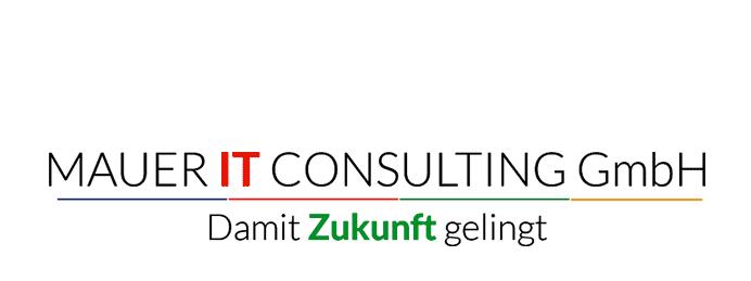 Mauer IT Consulting GmbH - Damit Zukunft gelingt